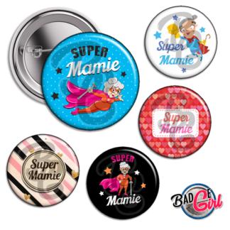 badge image digitale numerique cabochon images pour badge badges mamie super