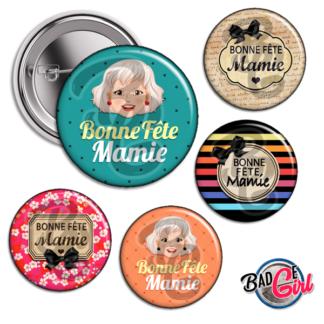 badge image digitale numerique cabochon images pour badge badges mamie bonne fête