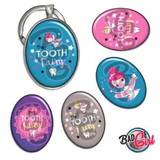 badge image digitale numerique cabochon images pour badge badges the tooth fairy fée des dents petite souris