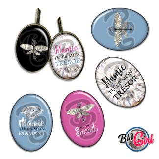 badge image digitale numerique cabochon images pour badge badges mamie diamant clé clef trésor