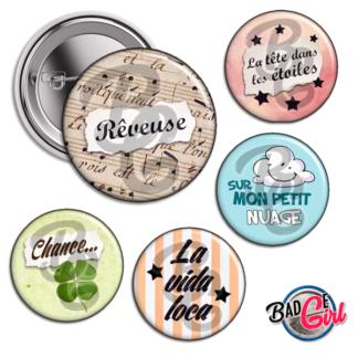 badge image digitale numerique cabochon images pour badge badges mot mots amour love