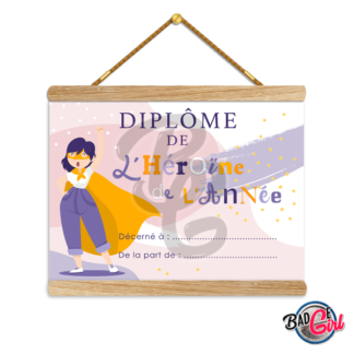 badge image digitale numerique cabochon personnalisé ecole école wonderwoman maitresse maitresse héroïne héroine de l'année