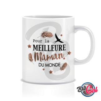 mug mugs tasse image digitale numerique cabochon personnalisé maman meilleure hirondelle