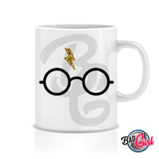 mug mugs tasse image imprimer sublimation harry potter lunettes eclair